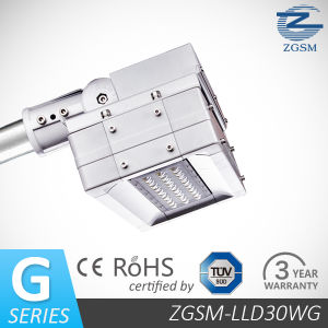 30W IP65 LED Street Light CE/RoHS/FCC, 3 Years Warranty pictures & photos
