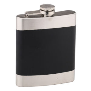 Wine Pot Flask Made of Stainless Steel Eco Friendly (QL-PQ07A)