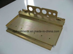 Customized High Quality Aluminum Fabrication pictures & photos