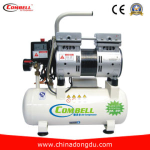 CE Silent Oil Free Air Compressor (DDW10/8) pictures & photos
