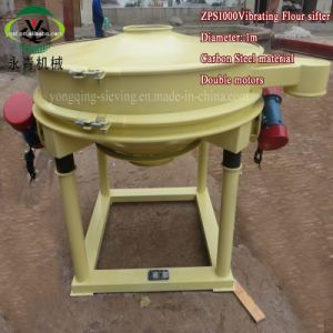 Circular Powder Sieve Vibrating Flour Sifter Screening Machine pictures & photos