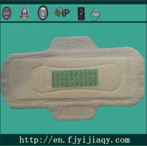 Bacteria Proof Ultra Thin Anion Sanitary Pad pictures & photos