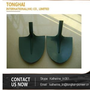 Agricultural Carbon Steel Shovel Head for Gardening Using