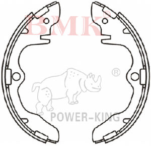 Brake Shoe (K3326) for Ford and Mazda pictures & photos