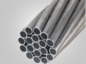 Single Aluminum Clad Steel Wire (ACS) pictures & photos