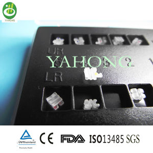 Hot Sale Orthodontic Ceramic Roth Bracket with CE, ISO, FDA pictures & photos