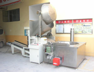 Electric Automatic Fryer 150-250kg/H From Jinan Dayi pictures & photos
