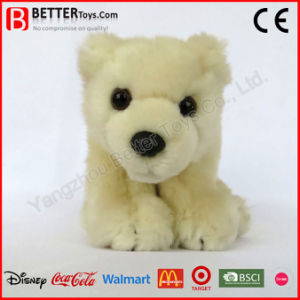 Cute Stuffed Toy Polar Bear for Baby pictures & photos
