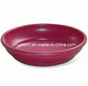 Biodegradable Round Plate (ZC-D20010)