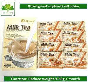Burning Fat Slimming Milk Shakes, Full Milk Tea for Weight Loss pictures & photos