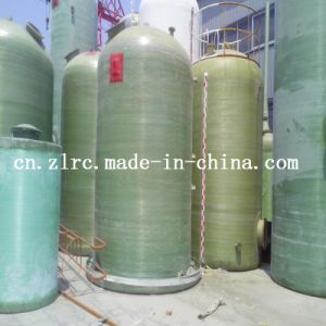 FRP Storage Tank Diameter 400mm--4000mm Fuel Oil Transportation Tank pictures & photos