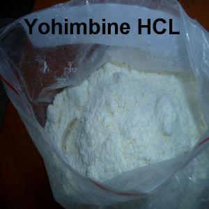 99% USP Yohimbine HCl Yohimbine Hydrochloride Powder Sex Enhancer Bodybuilding pictures & photos