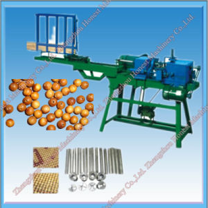 Automatic Wood Bead Making Machine / Electric Wooden Beads Making Machine pictures & photos