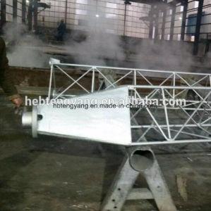 3leg Steel Lattice Guyed Antenna Tower pictures & photos