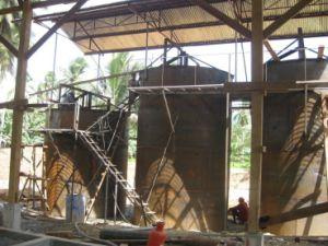 ISO Approved Gold Ore Leaching Tank CIP Tank pictures & photos