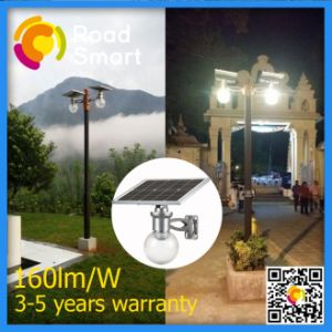 Integrated Outdoor Solar LED Street Garden Light with Motion Sensor pictures & photos
