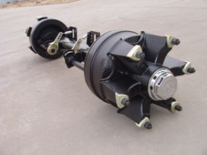 Trailer Parts Use Spoke Axle Parts Axle pictures & photos