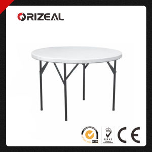 Orizeal Folding Round Resin Multipurpose Table Oz-T2027 pictures & photos