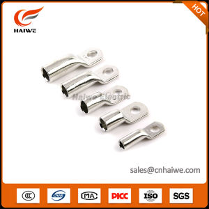 Jgy Tin Plated Copper Cable Terminal Lug Connector pictures & photos