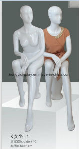 Seating Mannequins for The Retail Display pictures & photos