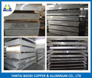 Aluminum Alloy Plate 5052, 5083, 5754, 5451, 5005 etc pictures & photos