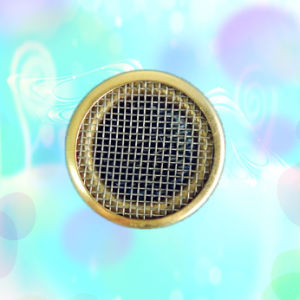 Brass Mesh Eyelet with Raw Finish for Garments pictures & photos
