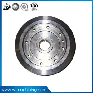 OEM Chevrolet Sail Spare Parts 9025128 Auto Flywheel Cast Iron Sand Casting Flywheel pictures & photos