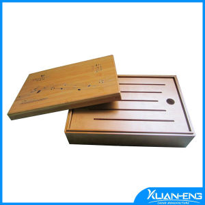 Customized Bamboo Tableware Storage Box pictures & photos