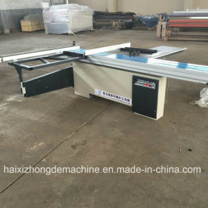 Mj6128 Model Wood Furniture Panel Sliding Table Saw