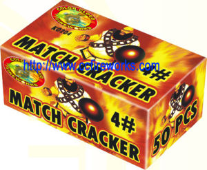 4# Match Cracker (K0204) pictures & photos