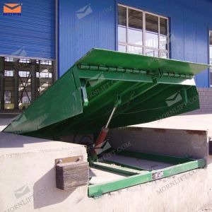 8 Tons Stationary Hydraulic Yard Ramp pictures & photos