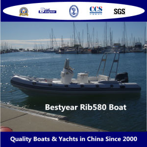 Rigid Inflatable Boat of Rib580A pictures & photos