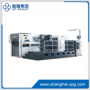 Automatic Foil Stamping & Die-Cutting Machine (TYM1020-H) pictures & photos
