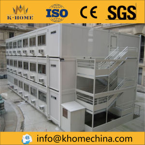 PU Sandwich Panel Heat Insulated Container Hotel pictures & photos
