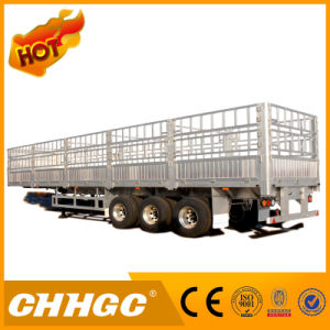 Aluminium Alloy Van-Type Truck Cargo Semi-Trailer pictures & photos