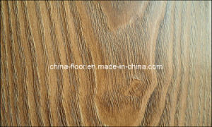 Glueless Laminate Wood Flooring (Functions12) pictures & photos