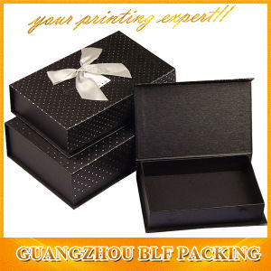 Custom Cardboard Paper Gift Packaging Box with Magnetic Closure pictures & photos