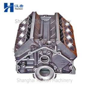 GM6.5 diesel truck engine motor parts V8 cylinder block pictures & photos