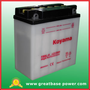 High Performace 12V 5ah Mottorcycle Battery Yb5l-B pictures & photos