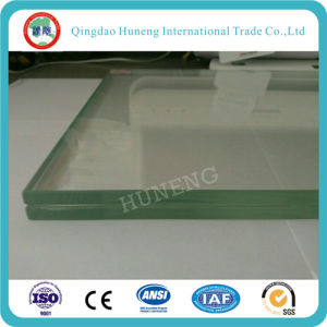 Hot Bending Tempered Laminated Glass/Tempered Glass with Ce pictures & photos