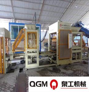 QGM Interlock Brick Machine (QT6-15) pictures & photos