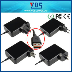 AC Power Adapter 20V 3.25A 65W for Lenovo pictures & photos