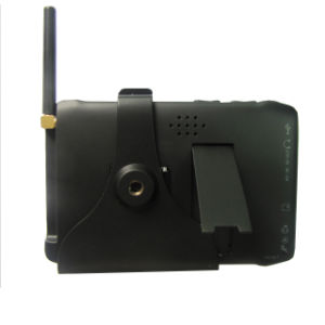 5 Inches TFT LCD High-Definition Screen Mini CCTV DVR (3200mAh, 32GB, AV-IN/AV-OUT, motion detection) pictures & photos