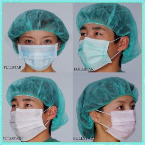 Disposable Non-Woven Face Mask for Hospital pictures & photos