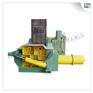 Hydraulic Waste Car Shell Scrap Metal Baler Recycling Machine pictures & photos