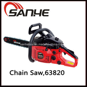 38cc Gasoline Power Chain Saw Tools with CE/GS/EMC
