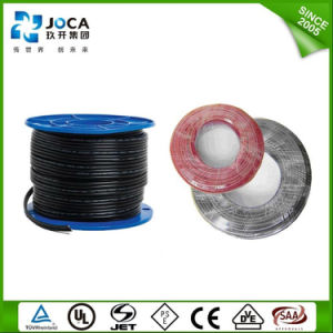 Jiukai PV1-F TUV Aprroved 4mm2 PV Solar DC Cable pictures & photos