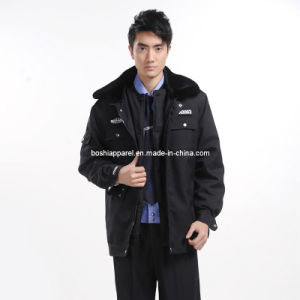 Men′s Work Clothes, Security Workwear Uniforms (LA-16) pictures & photos