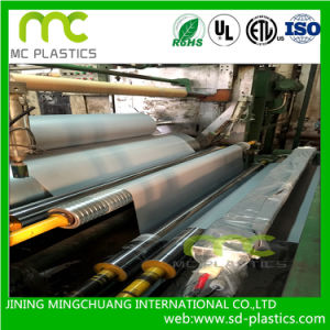 PVC Flexible/Flame-Retardant/Soft/Transparent/Colored Films pictures & photos