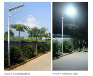 Saving Solar Power LED Lights for Street Lights pictures & photos